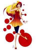 Ariella Fashion by yesi-chan