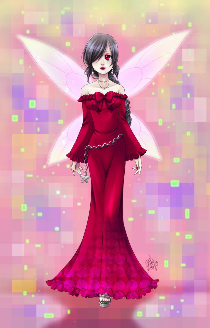 Fairy Camila - 4 year special edition by yesi-chan