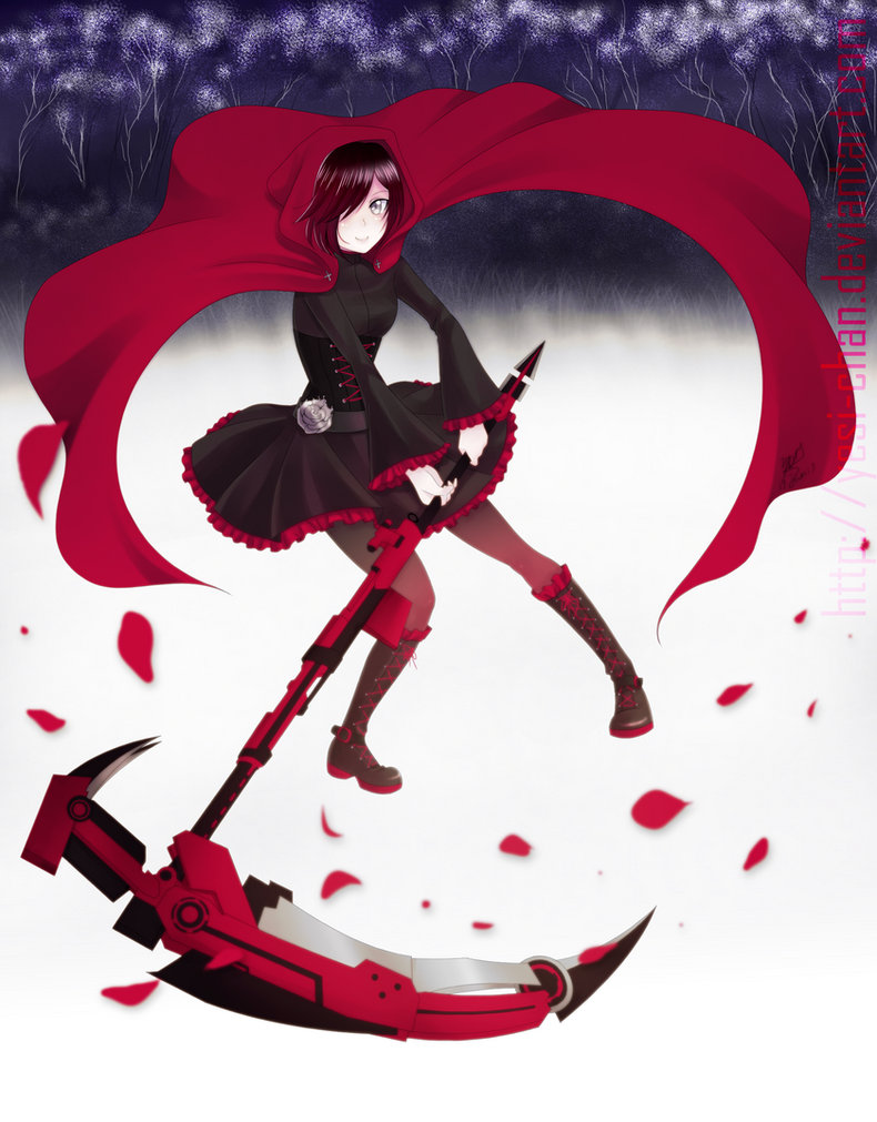 Ruby Rose by yesi-chan