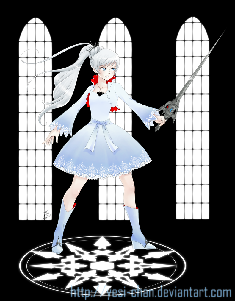 Weiss Schnee by yesi-chan