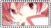 Akaito Shion Stamp by WhiteShadow234