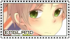 England Stamp by WhiteShadow234