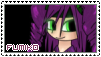 [Stamp Request] Fumiko Stamp by WhiteShadow234