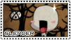 [Stamp Request] Slenderman by WhiteShadow234