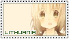 Lithuania Stamp by WhiteShadow234