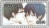 [RQ] Okumura Twins Stamp by WhiteShadow234