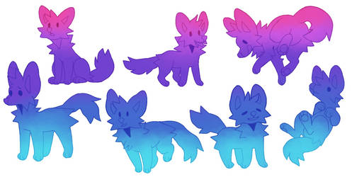 P2U feral dogs bases