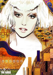 THE GAGA - Klimt Icon by MikaMaus