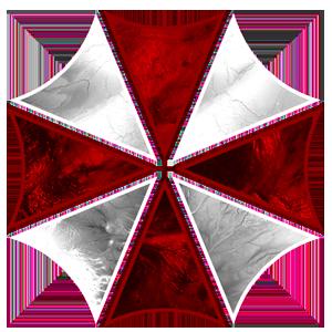 Umbrella Corporation Dock Icon by SilentBang