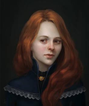 Commission - portrait