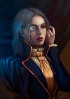 Commission - detailed portrait 11