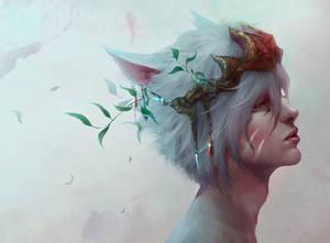 Commission - detailed portrait 31