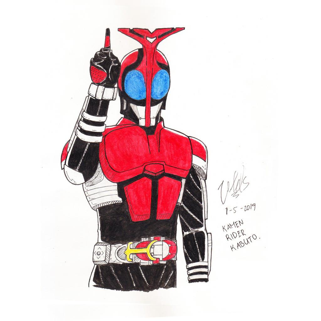 Kamen Rider Kabuto by ValdisGhaffar on DeviantArt