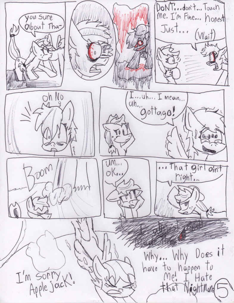 Rocket to insanity Page 5 by Banditmax201