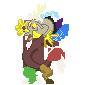 Ponymon: Discord by Banditmax201