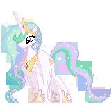 Ponymon X: Crystal Celestia by Banditmax201