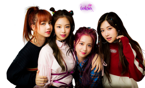 BLACKPINK PNG #59 by liaksia
