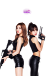 I.O.I Somi and Sejeong PNG #67 by liaksia