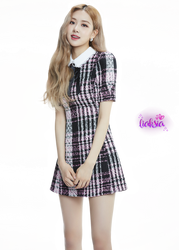 BLACKPINK Rose PNG #113 by liaksia
