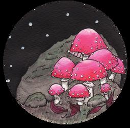 Spore- inktober day 3 by spoopcookie