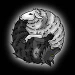 Wolf Sheep Yin Yang