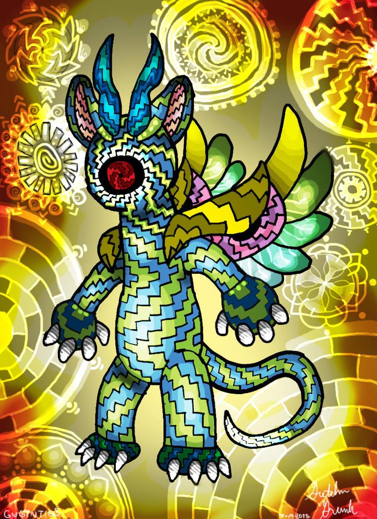 Astral Relm Creature by GNGTNT105