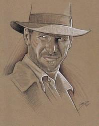 Indy by GabeFarber