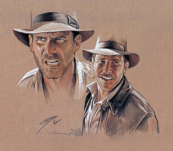 Indiana Jones - expressions