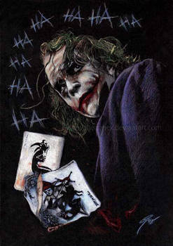 The Joker - Agent of Chaos
