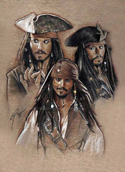 Jack Sparrow expressions