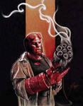 Hellboy and Big Baby
