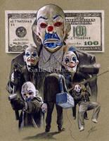 Send in the Clowns by GabeFarber