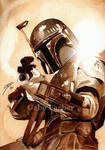 Boba Fett -Galaxy's Deadliest
