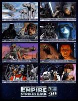 Empire Strikes Back 3D by GabeFarber