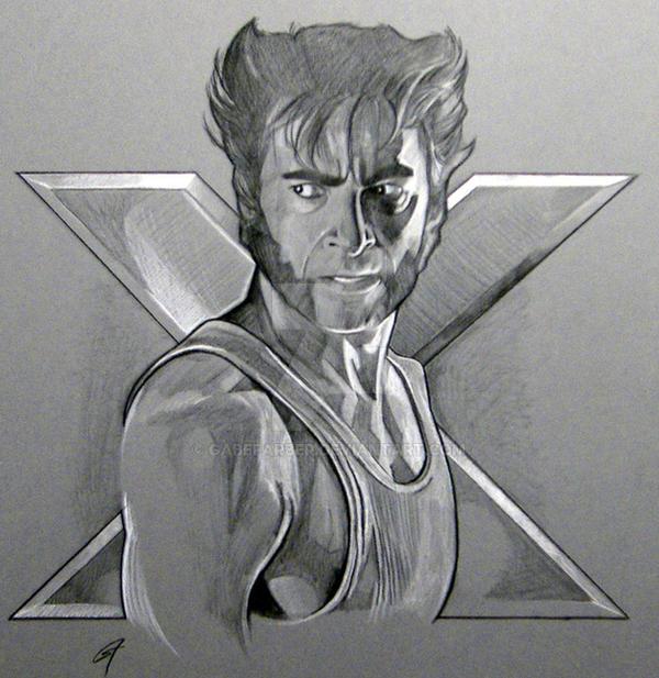 Wolverine by GabeFarber