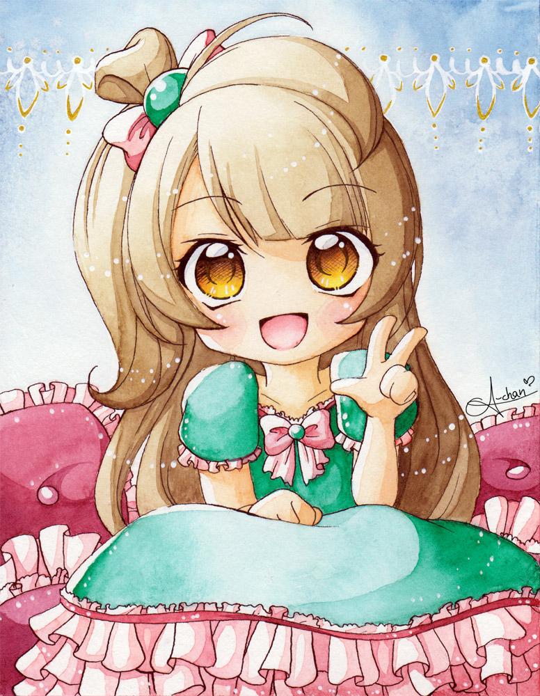 Kotori Minami by uke-a-chan