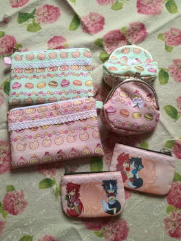 Coin Purses and Beauty Bags