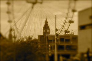 London, UK by yalsaibie
