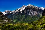 Swiss Peaks by Purpleskulls