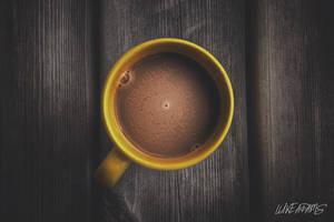 Coffee Morning by Purpleskulls