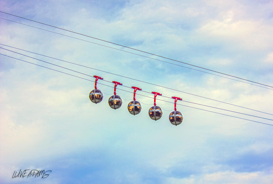 Cable Car by Purpleskulls