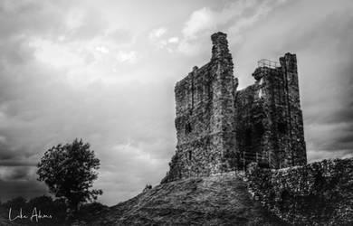 Brough Castle by Purpleskulls