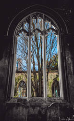 Views From The Gothic Window by QuirkyPhotoz