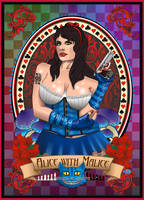Alice with Malice poster