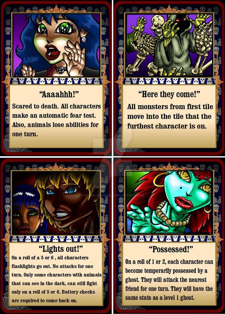 Sample Event card set 1 by godzillasmash