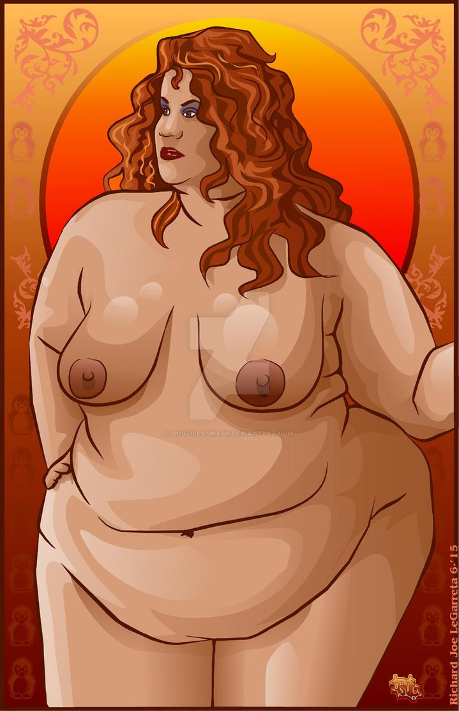Bigiful beauty 2 by godzillasmash