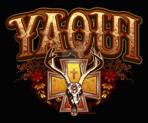 Yaqui Deer Skull Design