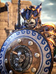 Fantasy Shields 2