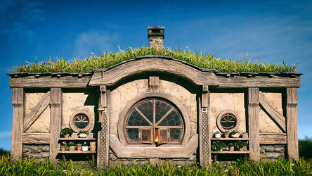 Fantasy Home by Strangefate1