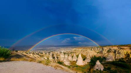 Cappadocia by siulzz